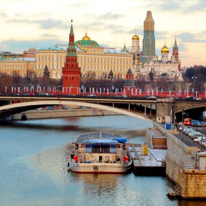 Московский кремль, Москва3