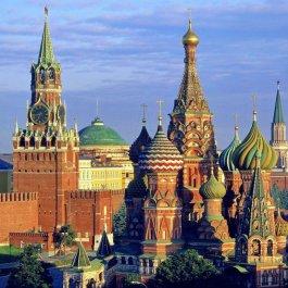 Московский кремль, Москва.