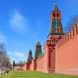 Московский кремль, Москва