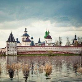 Кирилло-Белозерский монастырь. Вологодская область, город Кириллов